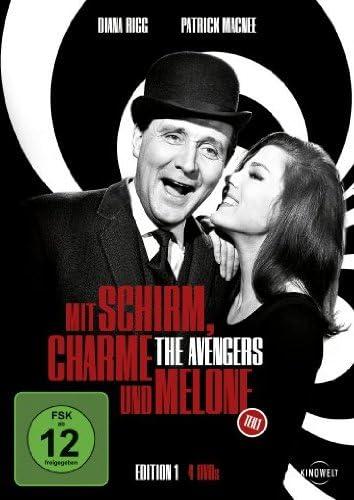 Mit Schirm, Charme und Melone Edition 1, Teil 1