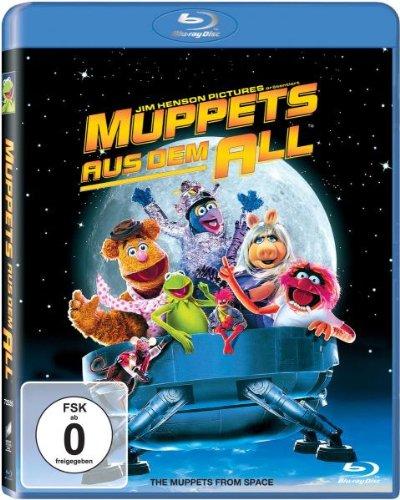 Muppets aus dem All Blu-ray