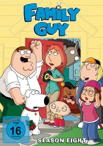 Family Guy Season  8 (3 DVDs)