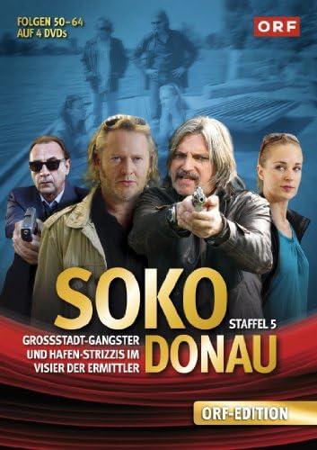 SOKO Donau Staffel  5 (3 DVDs)