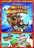 Merry Madagascar / Penguins Of Madagascar Xmas Caper