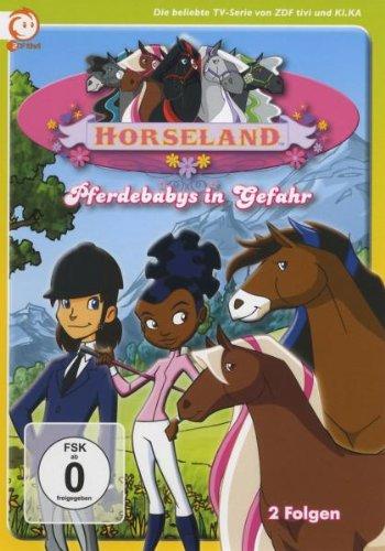 Horseland Pferdebabys in Gefahr