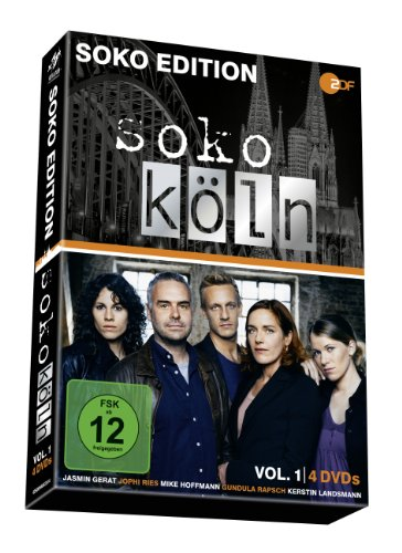 SOKO Köln, Vol. 1 - Soko Edition (4 DVDs)
