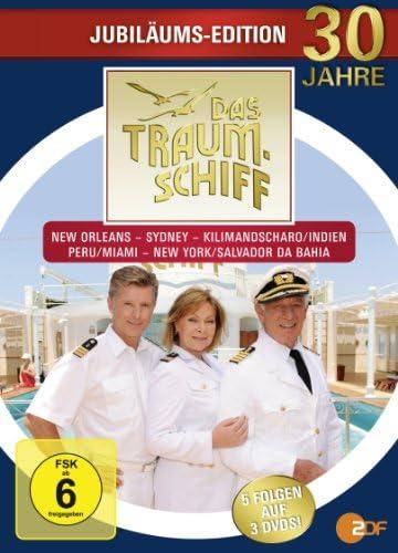 Das Traumschiff Jubiläumsbox (3 DVDs)