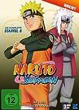Staffel  5: Die Jagd auf den Sanbi (inkl. Naruto Booster Deck und Poster) (Uncut) (3 DVDs)