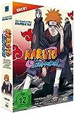 Staffel 7 & 8: Der Rokubi taucht auf / Angriff auf Konoha (Uncut) (4 DVDs)