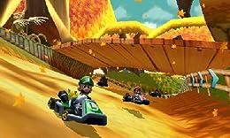 Screenshot: Mario Kart 7