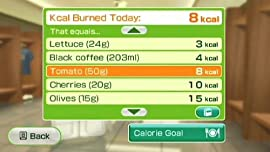 Screenshot: Wii Fit Plus Pack