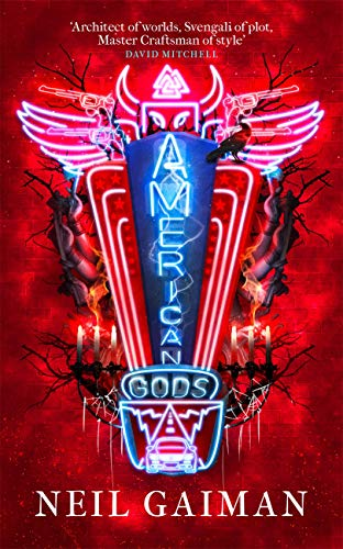 American Gods — Neil Gaiman