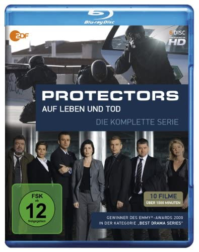 Protectors - Auf Leben und Tod: