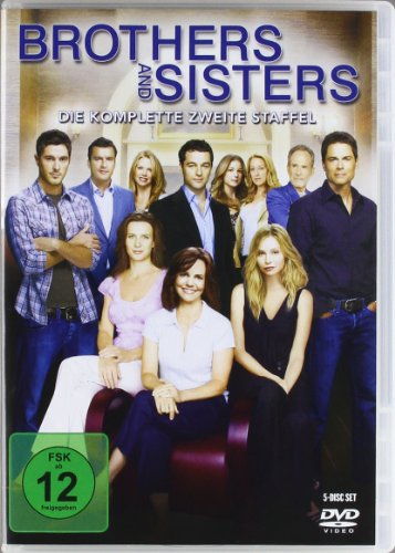 Brothers and Sisters Staffel 2 (6 DVDs)