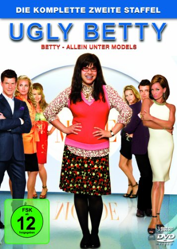 Ugly Betty Staffel 2 (5 DVDs)