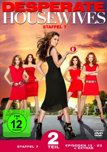 Desperate Housewives Staffel 7, Teil 2 (3 DVDs)