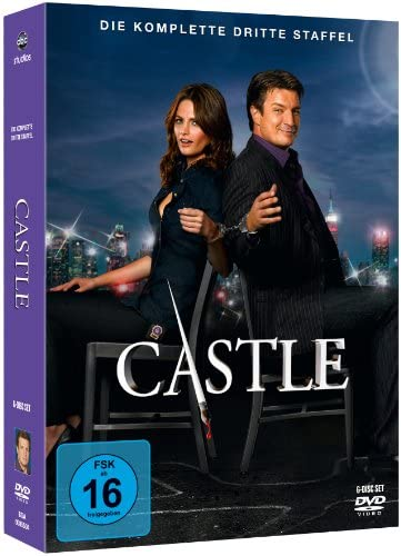 Castle Staffel 3 (6 DVDs)