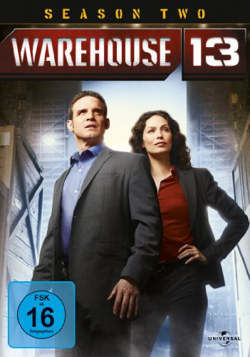 Warehouse 13 Season 2 (3 DVDs)