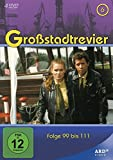 Großstadtrevier - Box 6, Staffel 11 (4 DVDs)