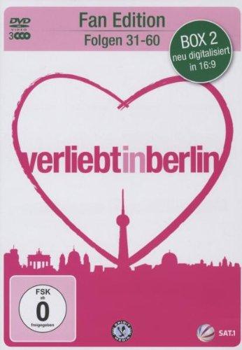 Verliebt in Berlin Fan Edition Box  2: Folgen 31-60 (3 DVDs)