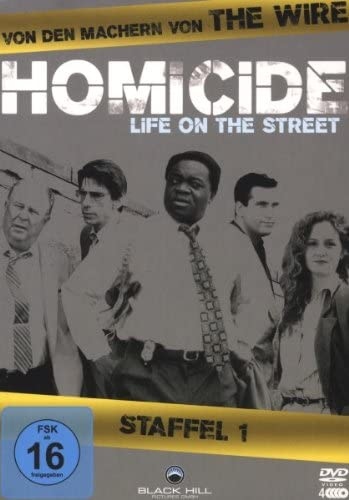 Homicide Life on the Street, Staffel 1 (4 DVDs)
