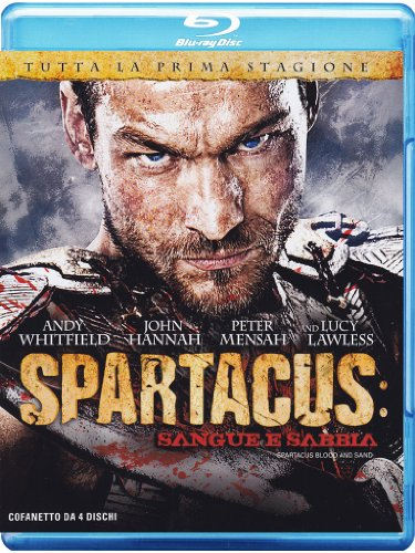 Spartacus: Blood and Sand - Staffel 1 (Uncut) [Blu-ray]
