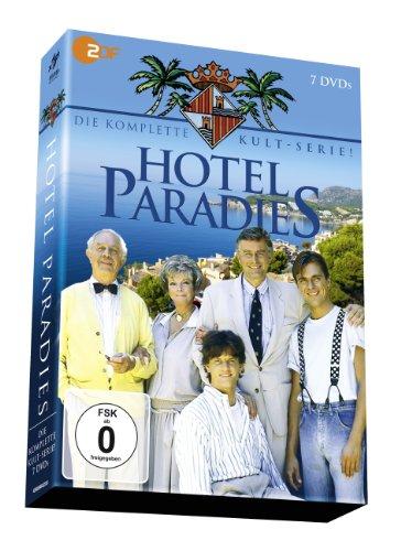 Hotel Paradies Die komplette Serie (7 DVDs)