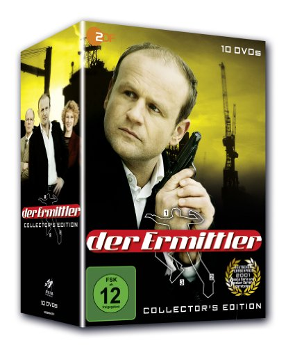Der Ermittler Collector's Edition (10 DVDs)