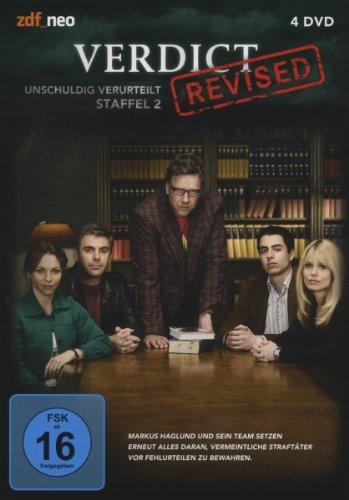 Verdict Revised - Unschuldig verurteilt, Staffel 2 (4 DVDs)