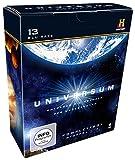 Unser Universum/Geheimnisse des Universums - Komplettbox, Staffel 1-4 [Blu-ray]
