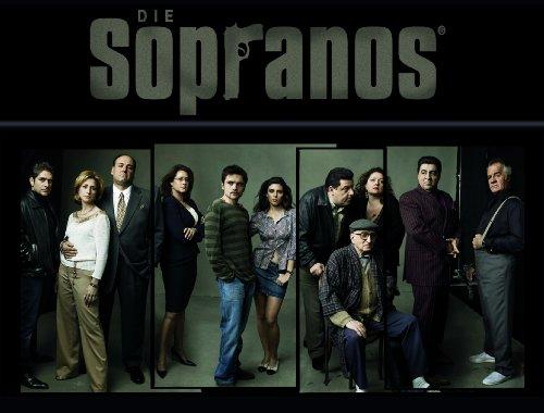 Die Sopranos Die ultimative Mafiabox (28 DVDs)