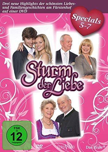 Sturm der Liebe Special-Box 2: Neue Highlights der schönsten Liebes- und Familiengeschichten am Fürstenhof