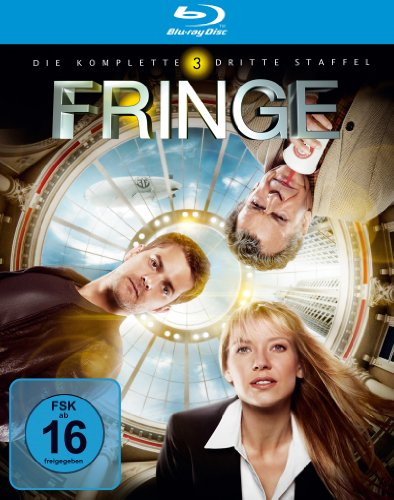 Fringe - Grenzfälle des FBI: Staffel 3 [Blu-ray]