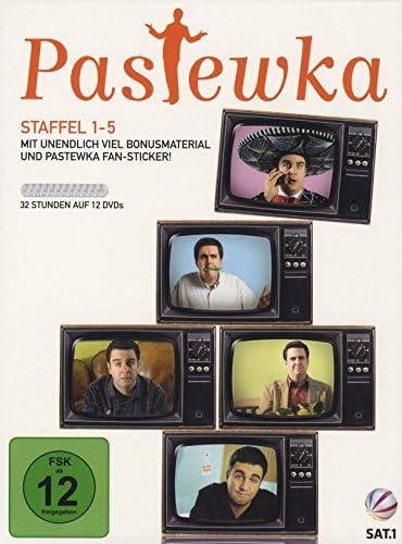 Pastewka Staffel 1-5 (12 DVDs)