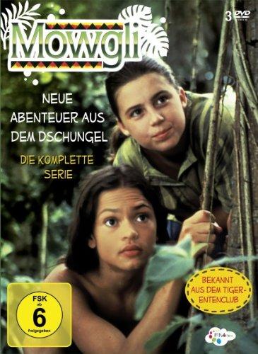 Mowgli - Neue Abenteuer aus dem Dschungel