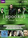Spooks - Im Visier des MI5: Staffel 4 (3 DVDs)