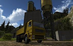 Baumaschinen Simulator 2012, Abbildung #01