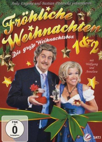 Fröhliche Weihnachten mit Wolfgang und Anneliese 1+2 (2 DVDs)