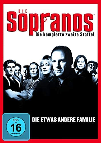 Die Sopranos Staffel 2 (4 DVDs)