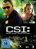 CSI - Season 11 / Box-Set 2 (3 DVDs)