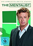 The Mentalist - Staffel 3 (5 DVDs)
