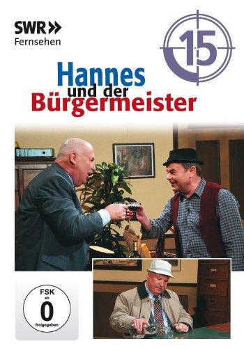Hannes und der Bürgermeister DVD 15