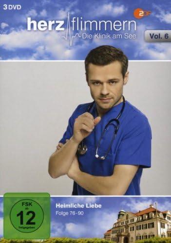 Herzflimmern Die Klinik am See, Vol. 6 (3 DVDs)