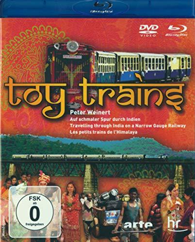Toy Trains - Auf schmaler Spur durch Indien (Blu-ray und DVD)