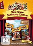 Augsburger Puppenkiste - Max Kruse Jubiläumsedition (3 DVDs)