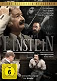Albert Einstein - Die Lebensgeschichte eines Genies (Der komplette 4-Teiler) (2 DVDs)