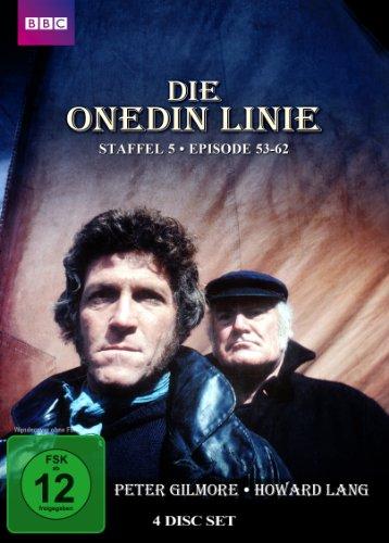 Die Onedin Linie Staffel 5 (4 DVDs)