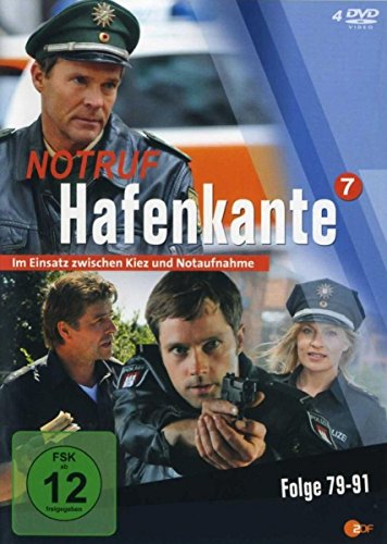 Notruf Hafenkante, Vol. 7: Folge 79-91 (4 DVDs)