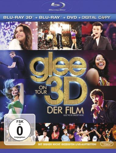 Glee on Tour - Der Film [Blu-ray]