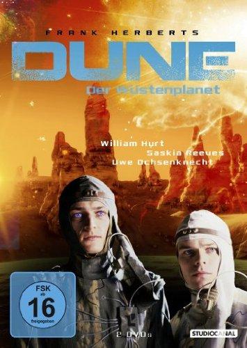 Dune - Der Wüstenplanet 2 DVDs