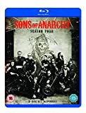Sons Of Anarchy - Series 4 [Blu-ray]