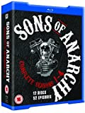 Sons Of Anarchy - Series 1-4 [Blu-ray]