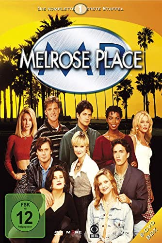 Melrose Place Staffel 1 (Collector's Edition) (8 DVDs)